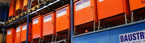 Baustrom – Ihr Partner